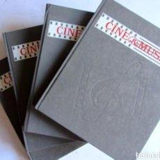 Libros de segunda mano: CINE & MÚSICA. LAS OBRAS MAESTRAS DEL CINE. SALVAT. COMPLETO. LA MUSICA EN EL CINE CINE & MÚSICA. . Lote 126179083