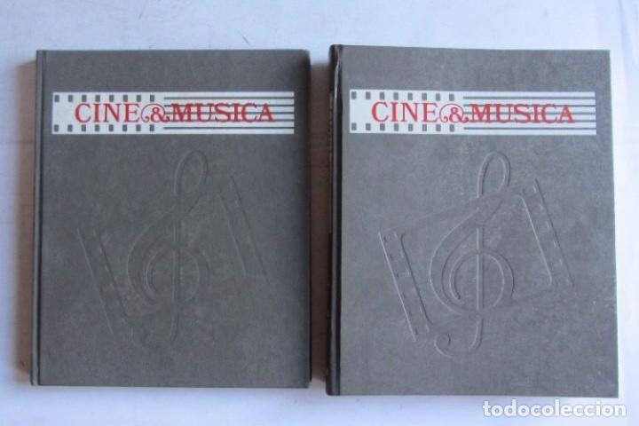 Libros de segunda mano: Cine & Música. Las obras maestras del cine. Salvat. Completo. LA MUSICA EN EL CINE Cine & Música. - Foto 3 - 126179083