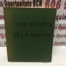 Libros de segunda mano: TOMO ÚNICO DON QUIJOTE DE LA MANCHA -FOTONOVELA 1968. Lote 126526388