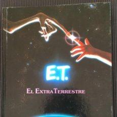 Libros de segunda mano: E.T., EL EXTRATERRESTRE, POR WILLIAM KOTZWINKLE, SOBRE UN GUIÓN CINEMATORÁFICO DE MELISSA MATHISON. Lote 132506418