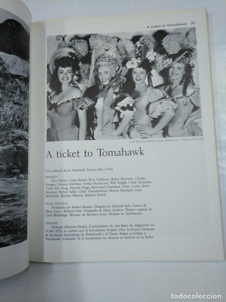 Libros de segunda mano: TODAS LAS PELICULAS DE MARILYN MONROE. M. CONWAY, M. RICCI. TDK97 - Foto 2 - 126588691