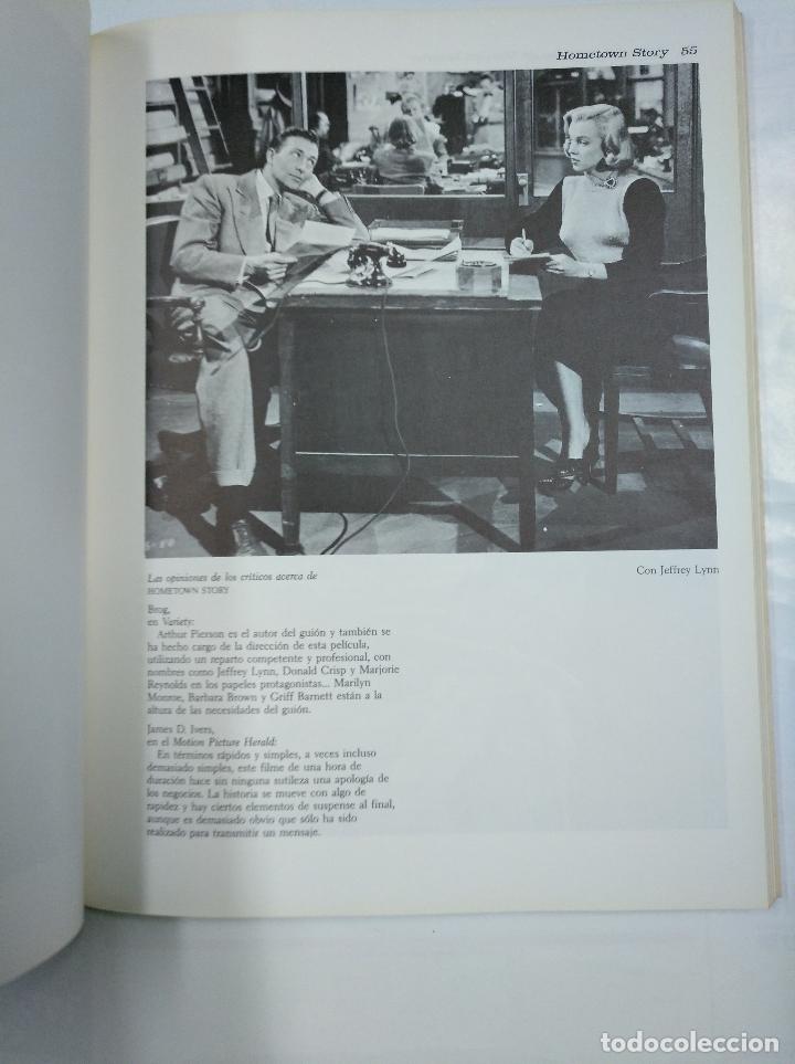 Libros de segunda mano: TODAS LAS PELICULAS DE MARILYN MONROE. M. CONWAY, M. RICCI. TDK97 - Foto 3 - 126588691