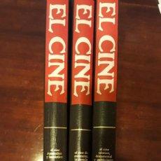 Libros de segunda mano: EL CINE - SALVAT -TOMOS 1, 2 Y 3-TOMO 1 EL CINE FANTÁSTICO Y ROMÁNTICO TOMO II EL CINE DE AVENTURAS. Lote 127309871