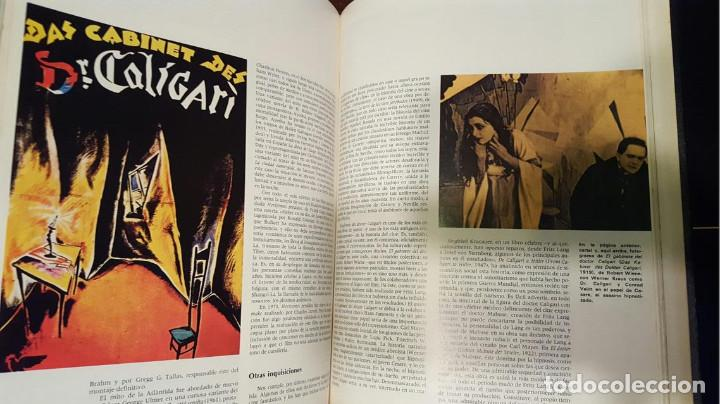 Libros de segunda mano: El Cine - Salvat -Tomos 1, 2 y 3-Tomo 1 el cine fantástico y romántico tomo II el cine de aventuras - Foto 2 - 127309871