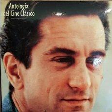 Libros de segunda mano: MITOS DEL CINE / ANTOLOGÍA DEL CINE CLÁSICO / ROBERT DE NIRO / TODAS LAS PELÍCULAS / OCASIÓN.. Lote 128018295