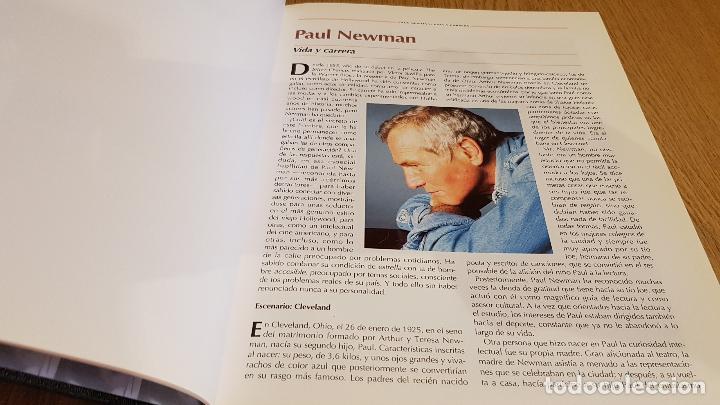 Libros de segunda mano: MITOS DEL CINE / ANTOLOGÍA DEL CINE CLÁSICO / PAUL NEWMAN / TODAS LAS PELÍCULAS / OCASIÓN. - Foto 2 - 128084903