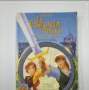 Libros de segunda mano: LA ESPADA MAGICA. EN BUSCA DE CAMELOT. NOVELIZACION. WARNER BROS. J.J. GARDNER. TDK349. Lote 128619419