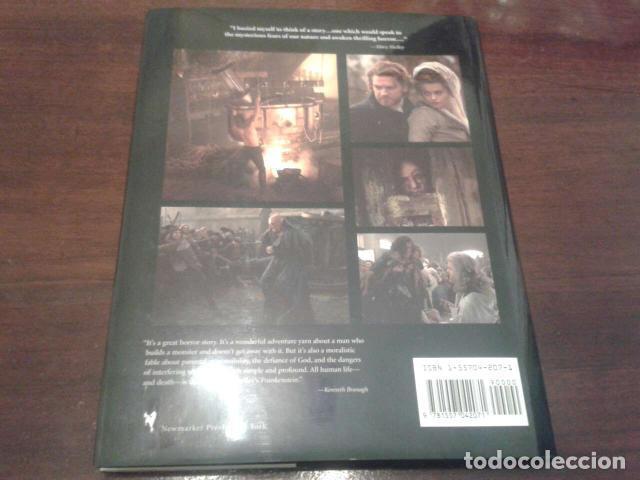 Libros de segunda mano: Mary Shelleys Frankenstein - libro en ingles - Kenneth Branagh Robert de Niro Primera edicion 1994 - Foto 2 - 128660347