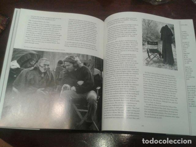 Libros de segunda mano: Mary Shelleys Frankenstein - libro en ingles - Kenneth Branagh Robert de Niro Primera edicion 1994 - Foto 3 - 128660347