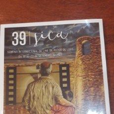 Libros de segunda mano: CATALOGO SEMANA CINE AUTOR DE LUGO 2017. Lote 128699030