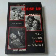 Libros de segunda mano - CLOSE UP Joan Venavent .Vidas ,estrellato y sexo en Hollywood . - 129094722