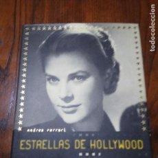 Libros de segunda mano - ESTRELLAS DE HOLLYWOOD. 1920/1960. EVEREST. - 129266163