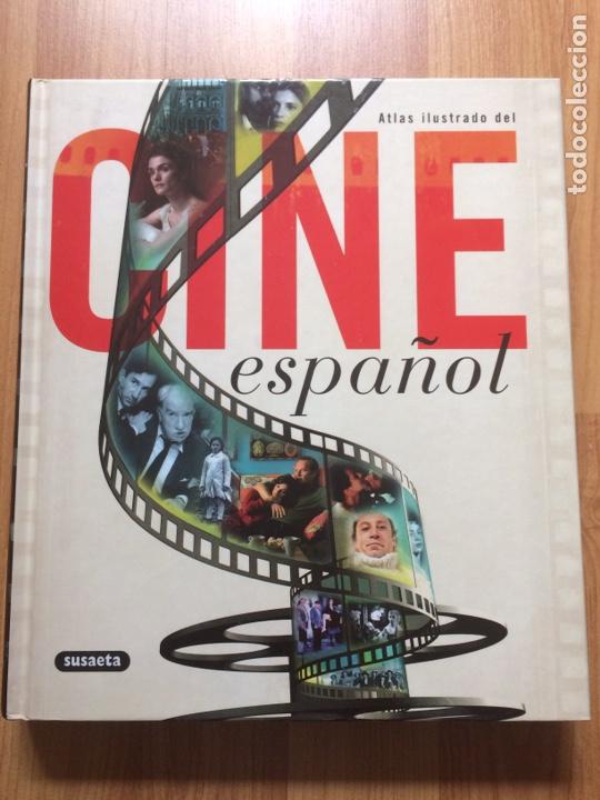 CINE ESPAÑOL - ATLAS ILUSTRADO (Libros de Segunda Mano - Bellas artes, ocio y coleccionismo - Cine)