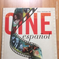 Libros de segunda mano: CINE ESPAÑOL - ATLAS ILUSTRADO. Lote 129337196