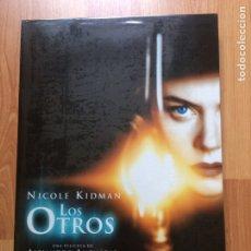 Libros de segunda mano: LOS OTROS - EL LIBRO - ALEJANDRO AMENABAR - NICOLE KIDMAN. Lote 129337363