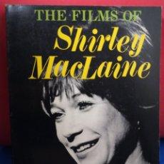 Libros de segunda mano: THE FILMS OF SHIRLEY MACLAINE - CHRISTOPHER PAUL DENIS - CITADEL PRESS, 1980 (INGLÉS). Lote 129670434