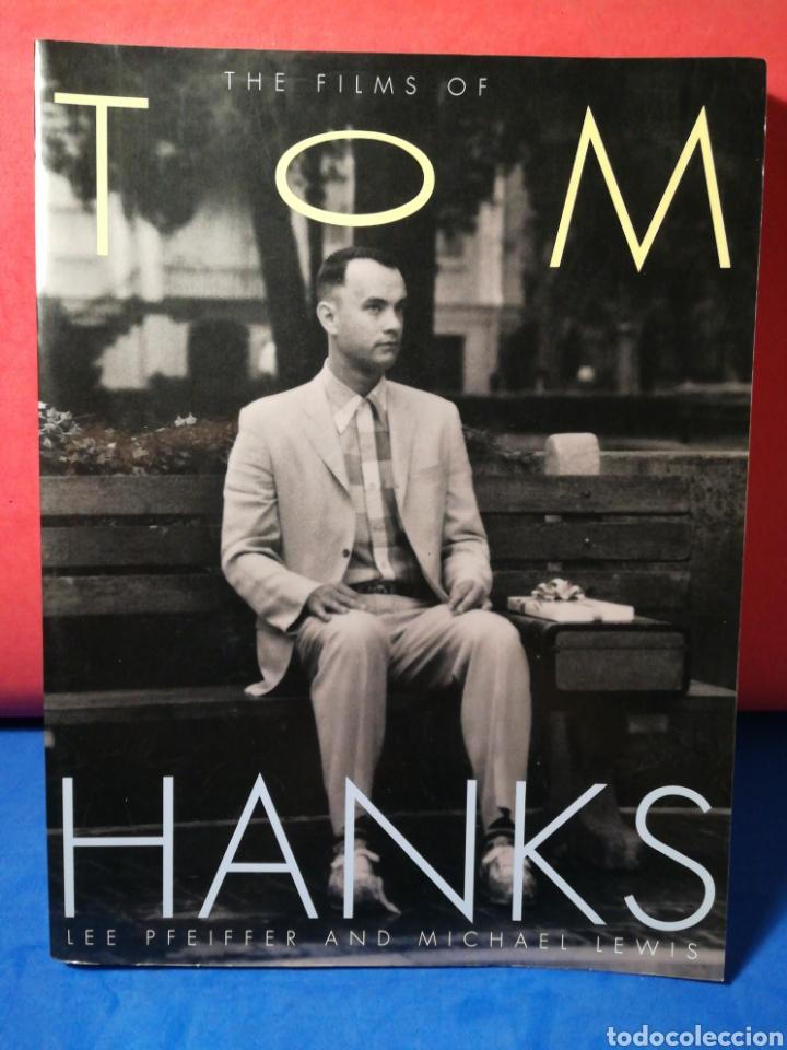 THE FILMS OF TOM HANKS - L. PFEIFFER & M. LEWIS - CITADEL PRESS, 1996 (INGLÉS) (Libros de Segunda Mano - Bellas artes, ocio y coleccionismo - Cine)