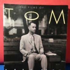 Libros de segunda mano: THE FILMS OF TOM HANKS - L. PFEIFFER & M. LEWIS - CITADEL PRESS, 1996 (INGLÉS). Lote 129670560