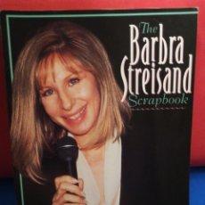 Libros de segunda mano: THE BARBRA STREISAND SCRAPBOOK - ALLISON J. WALDMAN - CITADEL PRESS, 1995 (INGLÉS). Lote 129670672