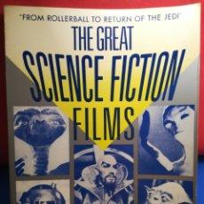 Libros de segunda mano: THE GREAT SCIENCE FICTION FILMS, FROM ROLLERBALL TO RETURN OF JEDI - R. MEYER - CITADEL PRESS ,1990. Lote 129670843