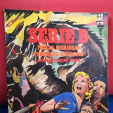 Libros de segunda mano: SERIE B - PASCAL MERIGEAD Y STEPHANE BOURGOIN - EDILIO, 1983 (FRANCÉS). Lote 129692014