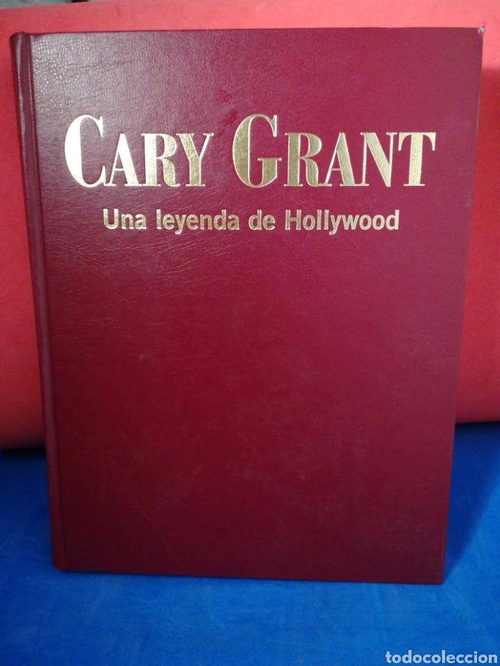 CARY GRANT, UNA LEYENDA DE HOLLYWOOD - RBA COLECCIONABLES, 1999 - COMPLETA Y ENCUADERNADA (Libros de Segunda Mano - Bellas artes, ocio y coleccionismo - Cine)