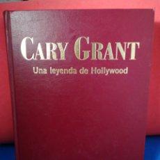 Libros de segunda mano: CARY GRANT, UNA LEYENDA DE HOLLYWOOD - RBA COLECCIONABLES, 1999 - COMPLETA Y ENCUADERNADA. Lote 129693984