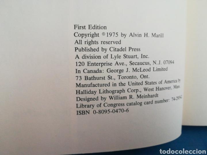 Libros de segunda mano: The films of Anthony Quinn - Alvin H. Marrill - Citadel Press, 1975 (inglés) - Foto 2 - 129722843