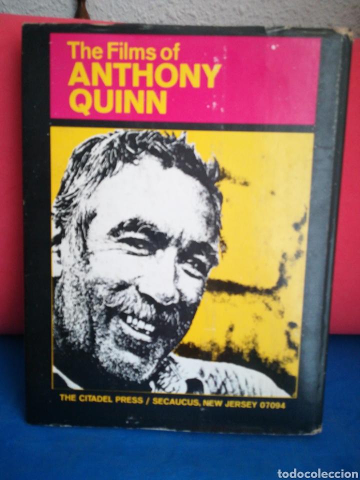 Libros de segunda mano: The films of Anthony Quinn - Alvin H. Marrill - Citadel Press, 1975 (inglés) - Foto 6 - 129722843