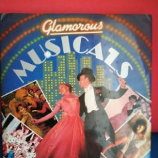 Libros de segunda mano: GLAMOROUS MUSICALS FIFTY YEARS OF HOLLYWOOD'S ULTIMATE FANTASY-R. BERGAN-OCTOPUS BOOKS,1984 (INGLÉS). Lote 129723559