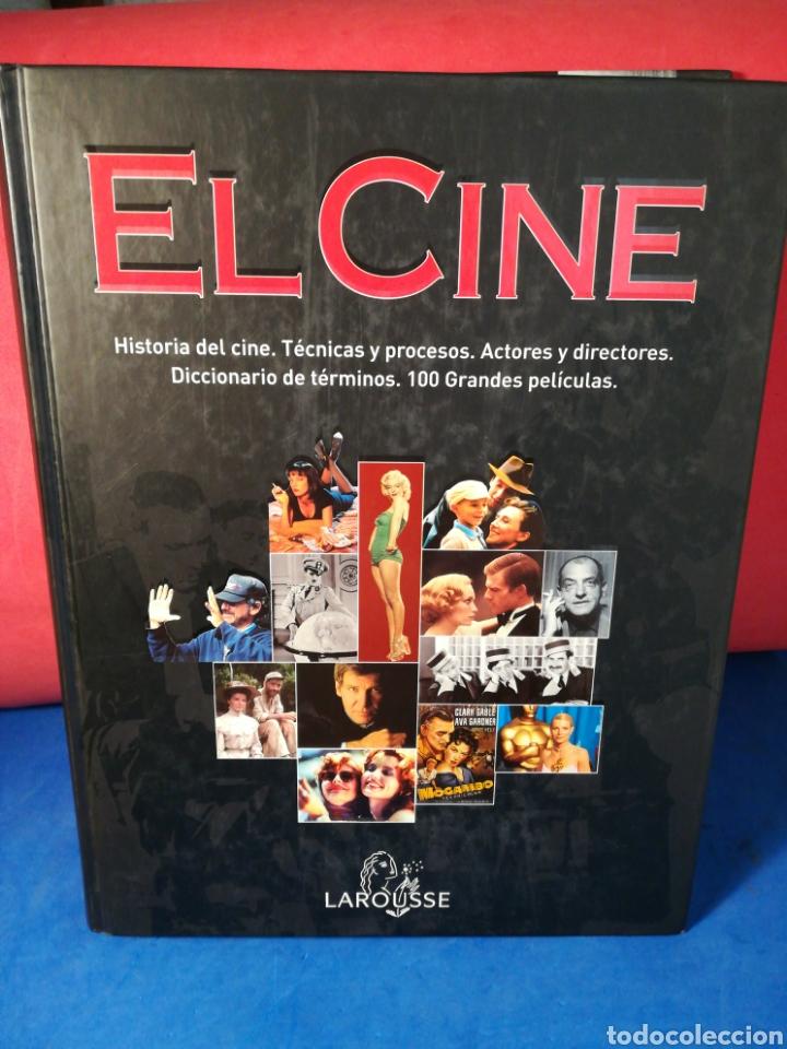 EL CINE - LAROUSSE, 2003 (Libros de Segunda Mano - Bellas artes, ocio y coleccionismo - Cine)