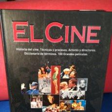 Libros de segunda mano: EL CINE - LAROUSSE, 2003. Lote 129958646