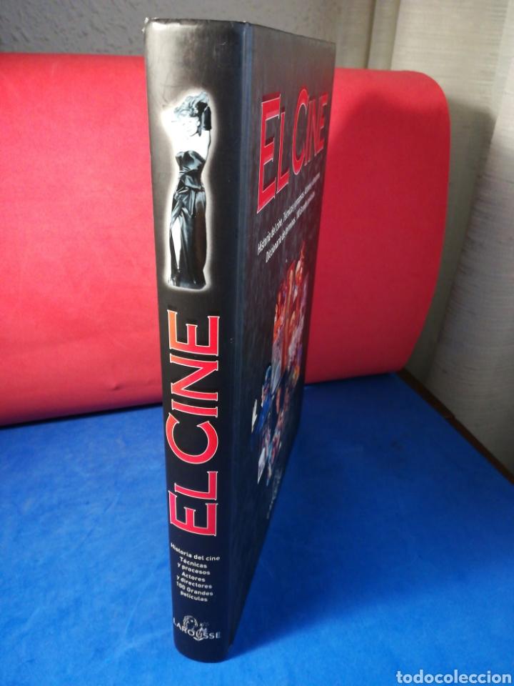 Libros de segunda mano: El Cine - Larousse, 2003 - Foto 2 - 129958646