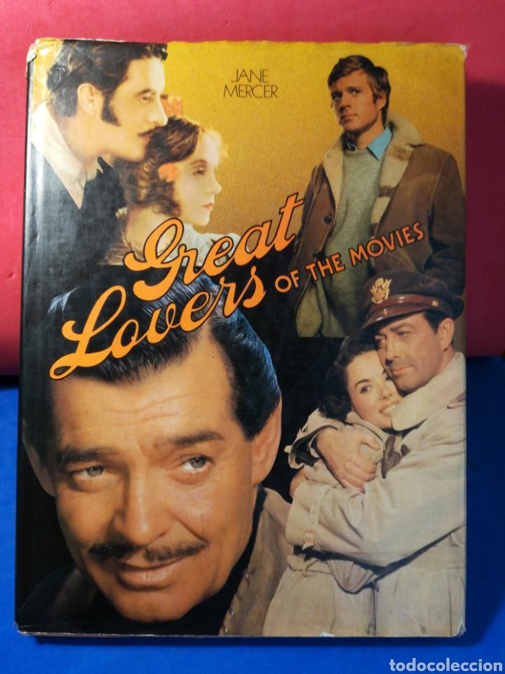 GREAT LOVERS OF THE MOVIES - GRANDES AMANTES DEL CINE - JANE MERCER - HAMLYN, 1975 (Libros de Segunda Mano - Bellas artes, ocio y coleccionismo - Cine)