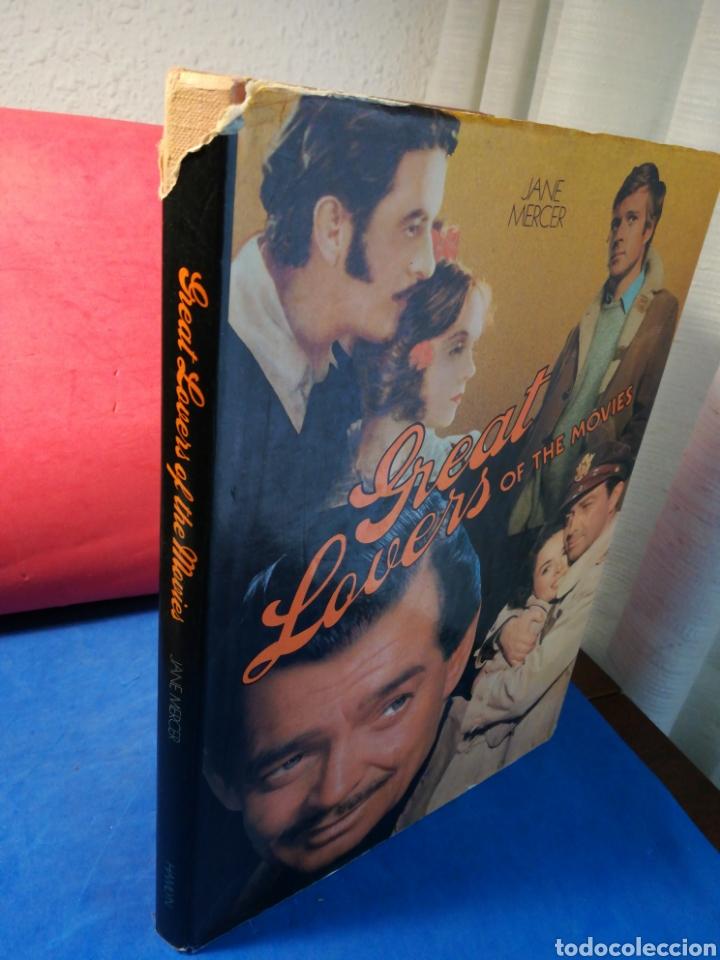 Libros de segunda mano: Great lovers of the movies - Grandes amantes del cine - Jane Mercer - Hamlyn, 1975 - Foto 2 - 130050907