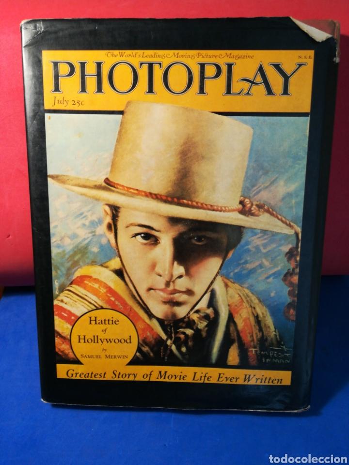 Libros de segunda mano: Great lovers of the movies - Grandes amantes del cine - Jane Mercer - Hamlyn, 1975 - Foto 3 - 130050907