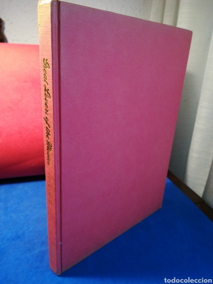 Libros de segunda mano: Great lovers of the movies - Grandes amantes del cine - Jane Mercer - Hamlyn, 1975 - Foto 4 - 130050907