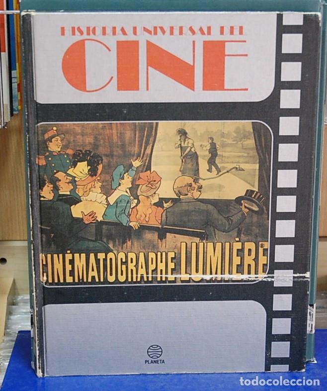 HISTORIA UNIVERSAL DEL CINE, TOMO 1 (Libros de Segunda Mano - Bellas artes, ocio y coleccionismo - Cine)