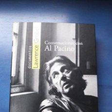 Libros de segunda mano: CONVERSACIONES CON AL PACINO - GROBEL, LAWRENCE. Lote 131123944