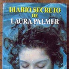 Libros de segunda mano: DIARIO SECRETO DE LAURA PALMER - TWIN PEAKS - 1990 - DAVID LYNCH. Lote 131190460