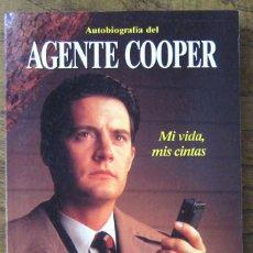 Libros de segunda mano: AUTOBIOGRAFIA DEL AGENTE COOPER - TWIN PEAKS - 1991 - DAVID LYNCH - DIANE - KYLE MAC LACHLAN. Lote 131191240