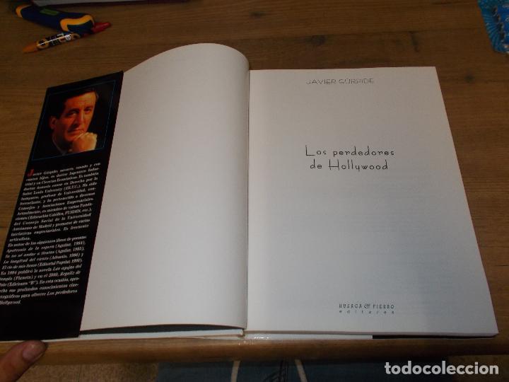 Libros de segunda mano: LOS PERDEDORES DE HOLLYWOOD. JAVIER GÚRPIDE. HUERGA & FIERRO, ED. 1ª EDICIÓN 2000. VER FOTOS. - Foto 2 - 131312143