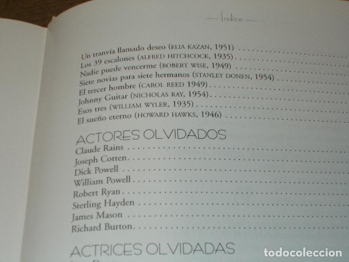Libros de segunda mano: LOS PERDEDORES DE HOLLYWOOD. JAVIER GÚRPIDE. HUERGA & FIERRO, ED. 1ª EDICIÓN 2000. VER FOTOS. - Foto 17 - 131312143