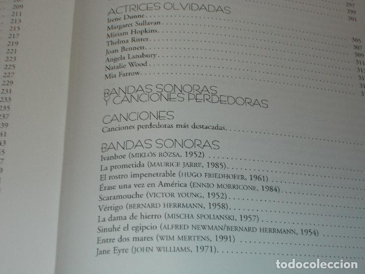 Libros de segunda mano: LOS PERDEDORES DE HOLLYWOOD. JAVIER GÚRPIDE. HUERGA & FIERRO, ED. 1ª EDICIÓN 2000. VER FOTOS. - Foto 18 - 131312143