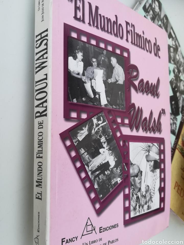 EL MUNDO FÍLMICO DE RAOUL WALSH. JUAN JULIO DE ABAJO DE PABLOS, 2000 (Libros de Segunda Mano - Bellas artes, ocio y coleccionismo - Cine)