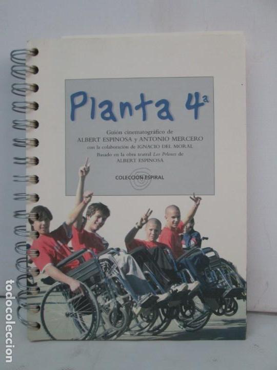 PLANTA 4ª. ALBERT ESPINOSA Y ANTONIO MERCERO. COLECCION ESPIRAL. 8 1/2.  2003. VER FOTOGRAFIAS