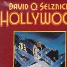 Libros de segunda mano: LIBRO DAVID O. SELZNICK´S HOLLYWOOD. UNA VERDADERA MARAVILLA. EN INGLÉS. Lote 131789614