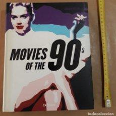 Libros de segunda mano: LIBRO DE CINE: MOVIES OF THE 90S. Lote 131907134