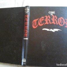 Libros de segunda mano: LIBROS: CINE DE TERROR TOMO I. PLANETA AGOSTINI 1992. Lote 131990470