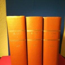 Libros de segunda mano: EL CINE - DICCIONARIO MUNDIAL DE DIRECTORES DEL CINE SONORO 3 TOMOS - EDMOND ORTS - MENSAJERO, 1985. Lote 133187571